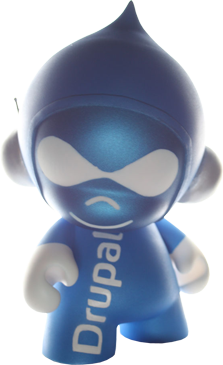 drupal icon 3d small - Stikky Media