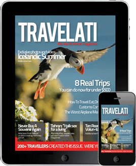 travelati screenshot