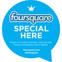 foursquare - Stikky Media