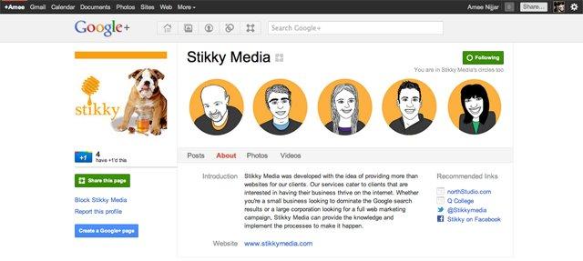 pic abuot - Stikky Media