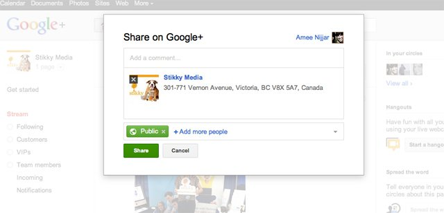 pic shareon - Stikky Media