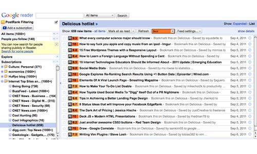 GR PR Delicious Hotlist - Stikky Media