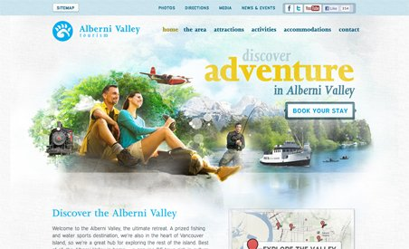 Alberni Valley Tourism