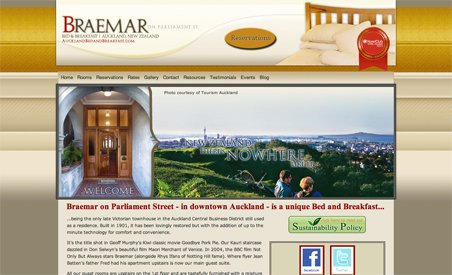 Braemar Bed and Breakfast