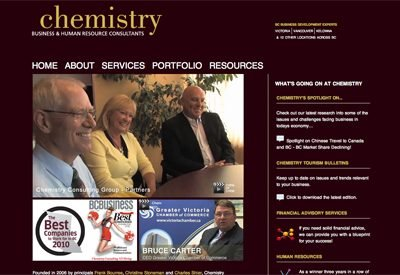 Chemistry Consulting