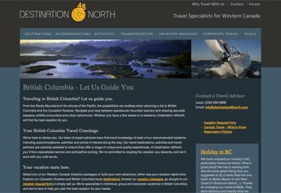 Destination 48 North