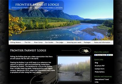 Frontier Farwest Lodge