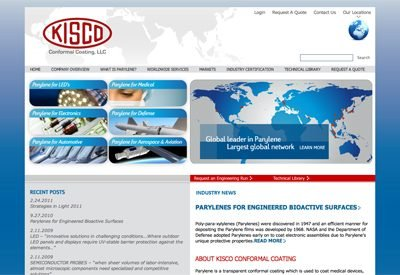 Kisco Conformal Coating, LLC