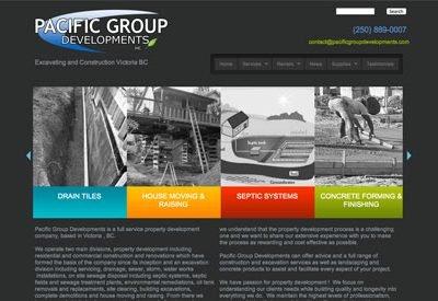 Pacific Group Developments