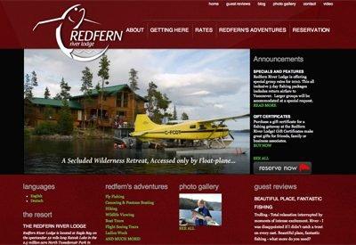 Redfern River Lodge