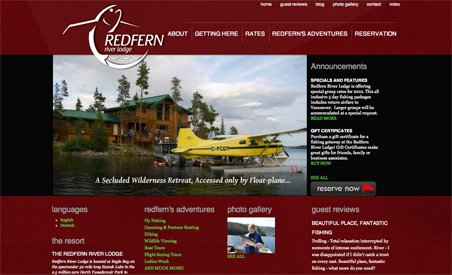 Redfern River Lodge