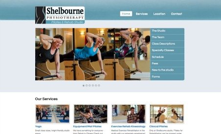 Shelbourne Pilates