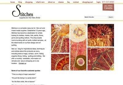 Stitches Quilt Shop