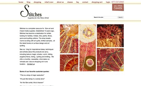 Stitches Quilt Shop