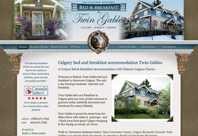 Twin Gables Bed and Breakfast