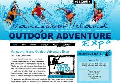 Vancouver Island Outdoor Adventure Expo 2010