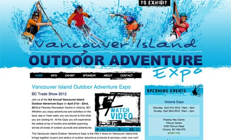 Vancouver Island Outdoor Adventure Expo 2010