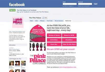 The Pink Palace Resort