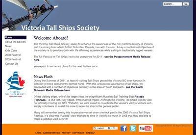 Victoria Tall Ships Society