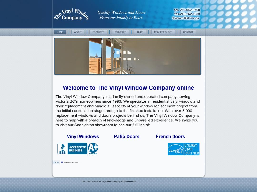 The Vinyl Window Company