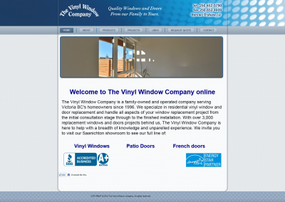The Vinyl Window Company