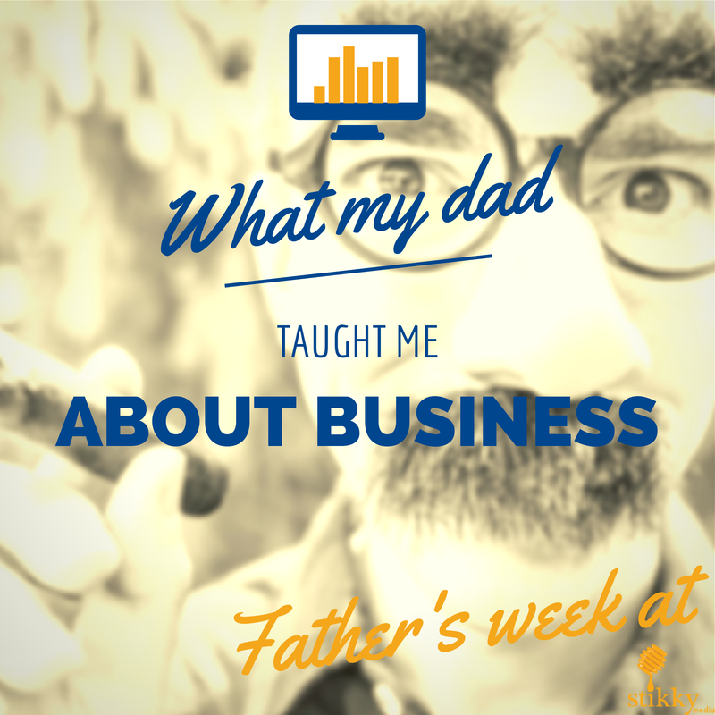 fathers' advice on business