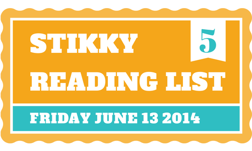 stikky reading list