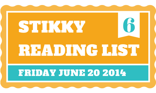 Stikky Reading List Friday June 20 Email Marketing