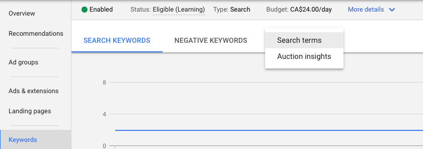 How to Change Match Type - Keywords in Google Ads