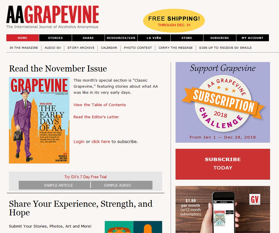 AA Grapevine