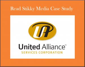 Read UASC Case Study - Stikky Media
