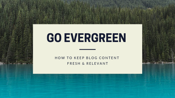 How to Keep Your Content Fresh