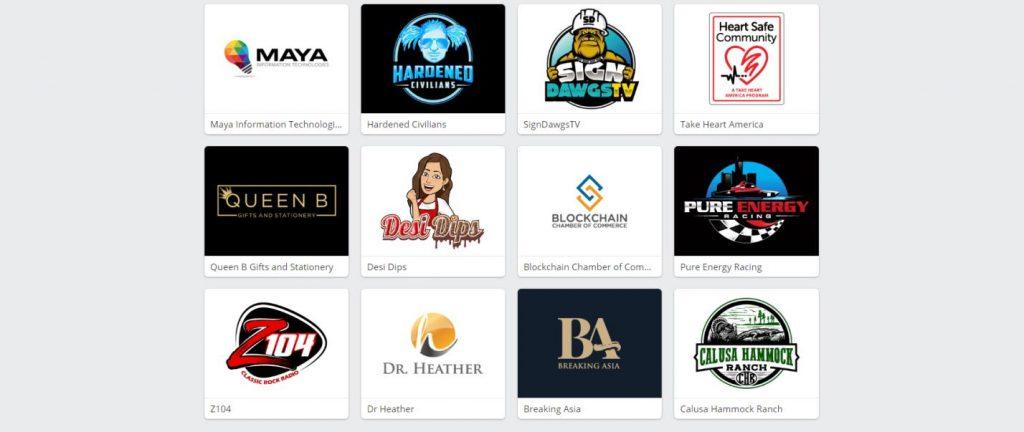 12 examples of logos