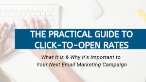Guide to Click-to-Open Rates