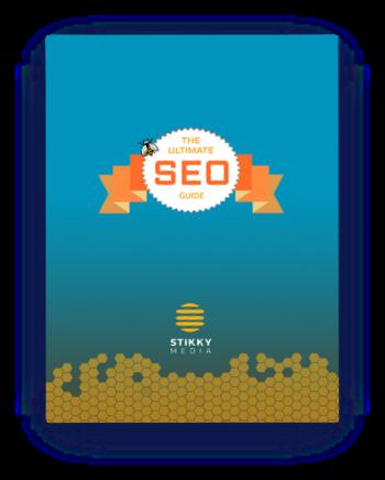 stikky seo guide cover - Stikky Media