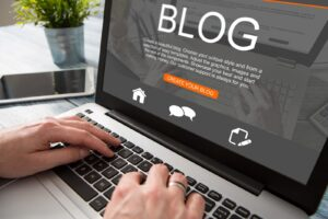 How Blogging Supports Your Ecommerce Strategy