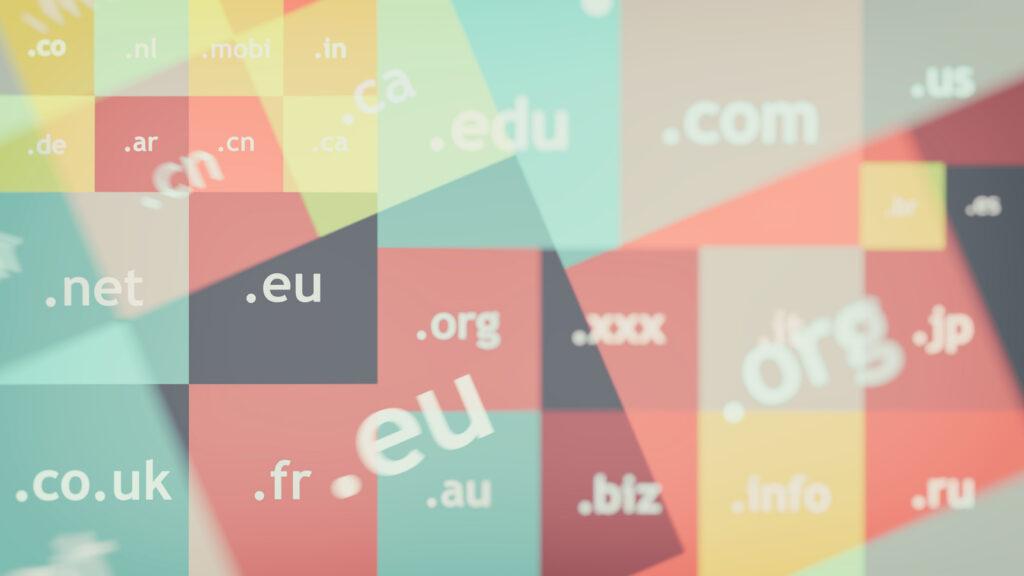 Domain Name Considerations