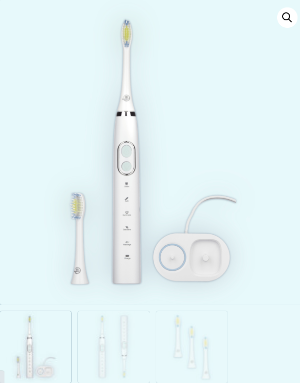 toothbrush for life sonic toothbrush