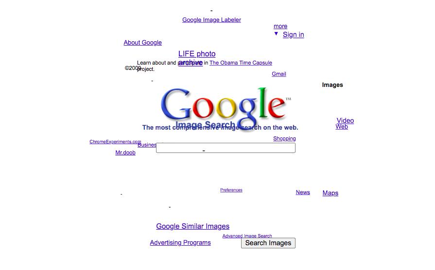 Google sphere trick