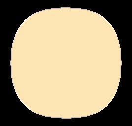 glowing yellow honeycomb - Stikky Media