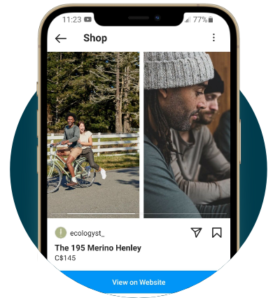 social commerce graphic - Stikky Media